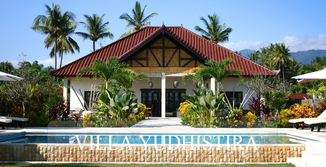 Villa Yudhistira Noord Bali