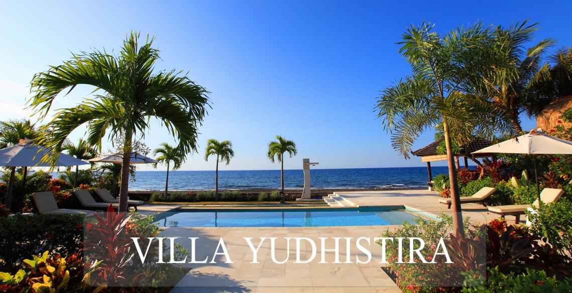 Villa Yudhistira Uitzicht
