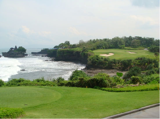 Golfen op Bali - Nirwana Bali Golf Club