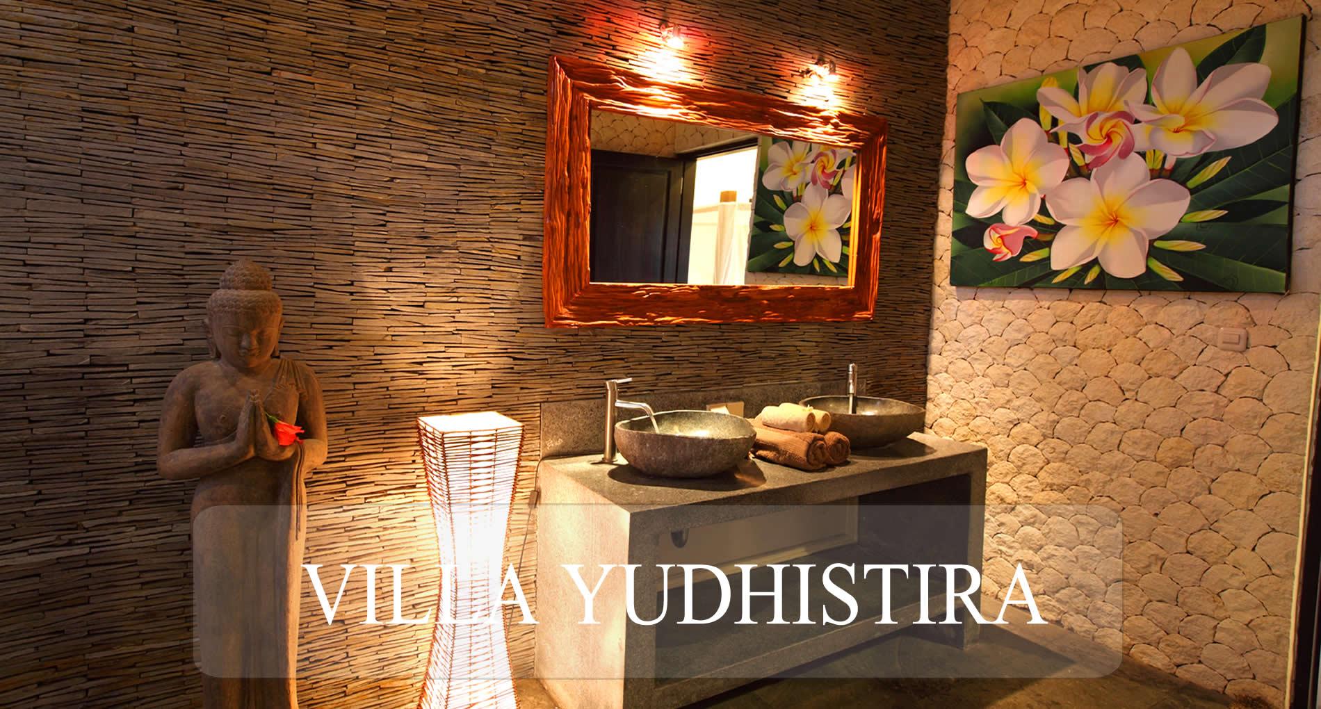 Badkamer Villa Yudhistira